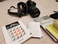 Nikon F75 Camera 28-105mm lens in excellent condition + Camera bag