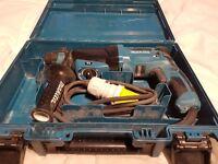 Makita HR2630 110v SDS plus Hammer drill