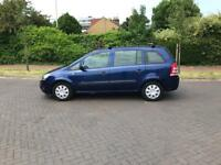 VAUXHALL ZAFIRA 1.6 2009 (09) BLUE!! ONLY 68000 MILES!!