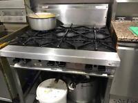 6 Burner Cooker GARLAND