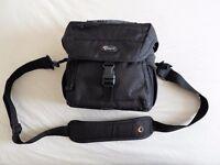 Lowepro Nova 160 AW All Weather Shoulder Bag for Digital SLR – Black