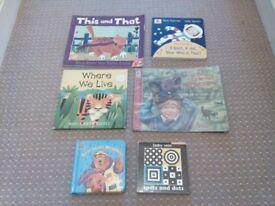 7 book bundle