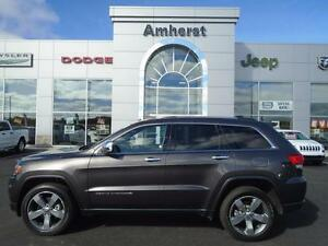 2015 Jeep Grand Cherokee LIMITED 4X4 FULLY LOADED CLEAN CAR PROO