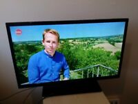 """Great 32"""" SEIKI LED TV hd ready, freeview inbuilt"""