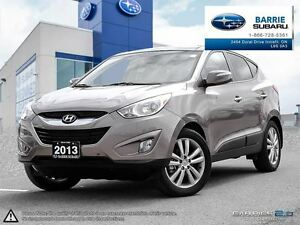 2013 Hyundai Tucson Limited AWD at Leather,Roof,Navi,All Wheel D