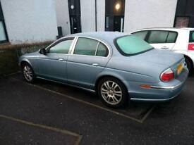 Jaguar stype 3.0 with 1 years mot