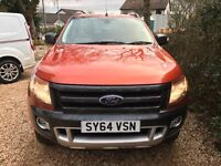 Ford Ranger 3.2Tdci . Wildtrack Double Cab PickUp .NO VAT