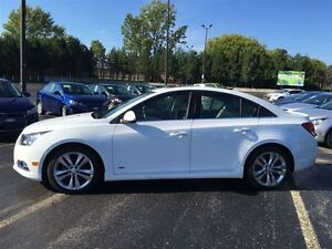 2014 Chevrolet Cruze 2LT/RS/SUNROOF/HEATED LEATHER/BACKUP CAM