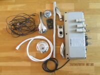 AQUALISA QUARTZ A2 POWER SHOWER UNIT ( used)