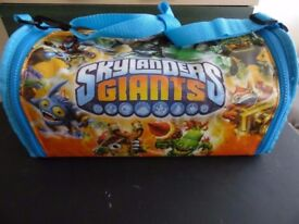 Skylanders Giants Figures with Carry Case and PS3 Game (No Portal)