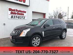2014 Cadillac SRX Amazing Luxury
