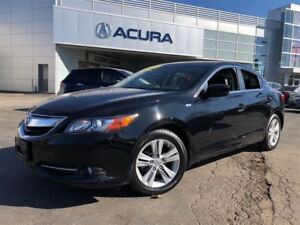 2014 Acura ILX HYBRID| 1OWNER | NOACCIDENTS | TINT | LEATHER
