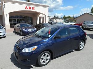 2012 Toyota Matrix L 5-SPEED MT