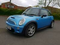 MINI COOPER S, LONG MOT