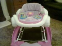 My Child Coupe Pink Baby Walker