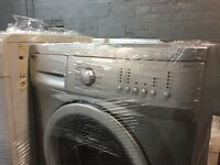nice silver beko washing machine it's 6kg 1300 spin in excellent condition in full working order