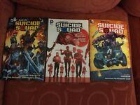 Suicide Squad Graphic Novels