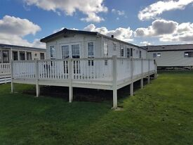 PRIVATE SALE STATIC CARAVAN AT WHITLEY BAY HOLIDAY PARK ON NORTH EAST COAST