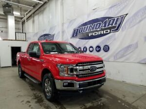 2018 Ford F-150 Supercab XLT XTR 301 Ecoboost