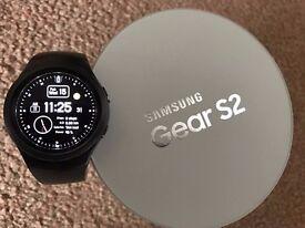 Samsung Gear S2 Dark Grey