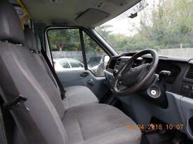 Ford Transit LWB Welfare Van