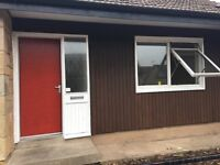Two bedroom bungalow in ceres fife for sale cash buyer only