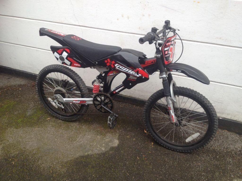 X Games Moto Bike For Sale In Wembley London Gumtree