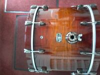 Yamaha Live Oak CustomDrums.