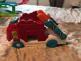 Vtech Toot Toot Driver Car Carrier Playset