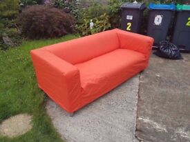 Lovely 3 Seater Sofa (Free Delivery)