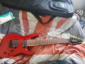 Jackson Dinky 8 String Guitar