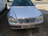 For sale Mercedes C230c