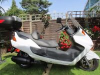 yamaha majesty 250 scooter