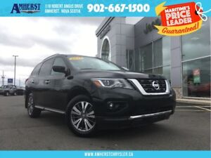 2017 Nissan Pathfinder SV - BACKUP CAM, DUAL CLIMATE, HEATED SEA