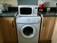 Bush washing machine for sale.