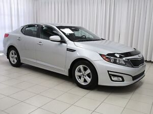 2015 Kia Optima GDI SEDAN.  GREAT DEAL WITH LOW KILOMETERS !!  w