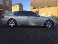 BMW 730 diesel, service history, mot , drive excellent