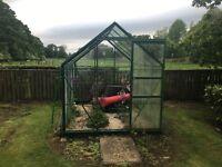 Greenhouse 6x8ft