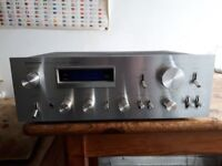 Rare 70's Vintage Pioneer stereo amplifier