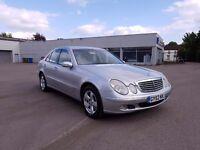 Mercedes-Benz E Class 2.7 E270 CDI Elegance 4dr,*3 Months Warranty*Long Mot*Full Service History*