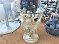 LOVELY 3 GRACES WOMEN DANCING SIDE TABLE cost £309 selling for £155
