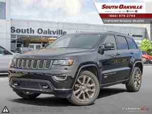 2017 Jeep Grand Cherokee 1941 75th Limited | HEATED LEATHER | SU