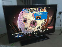 Samsung 40''Full HD Ready Widescreen LCD TV Built in Digital Freeview