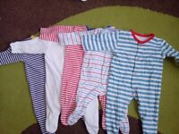 Boys newborn bundle- good condition, pet and smoke free home