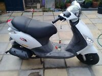 Selling my white ped