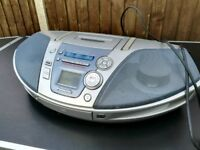 Panasonic Power blaster great condition and sound! Cheapest second hand on ebay £33.50