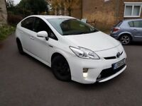 TOYOTA PRIUS 2015 MODEL VERY GOOD CONDITION CLEAN CAR ONE OWNER MILEAGE WARRANTED HPI CLEAR UK MODEL