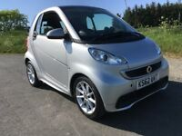 2013 smart 451 forTwo passion MHD 27,500 miles fsh