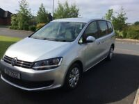2011 VOLKSWAGEN SHARON 2.0 TDI CR BLUEMOTION 7 SEATER P/EX WELCOME
