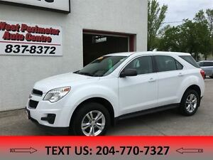 2011 Chevrolet Equinox LS Keyless entry, Power seat & more